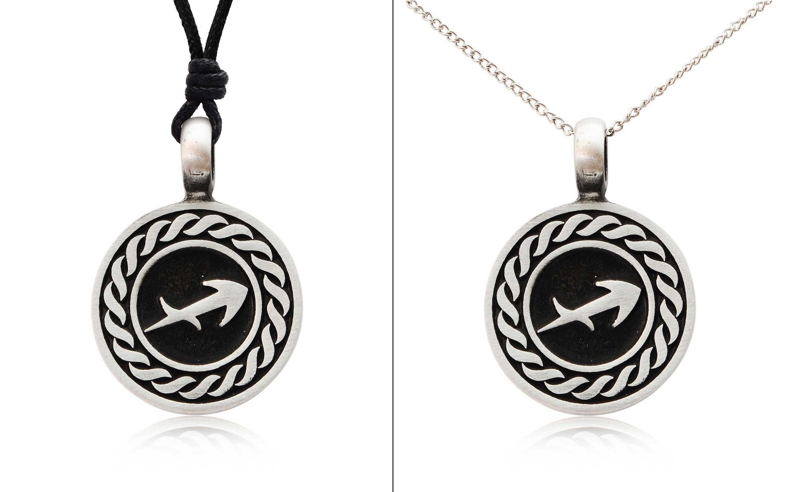 Astrology Sign Horoscope Silver Pewter Charm Necklace ... - photo#39