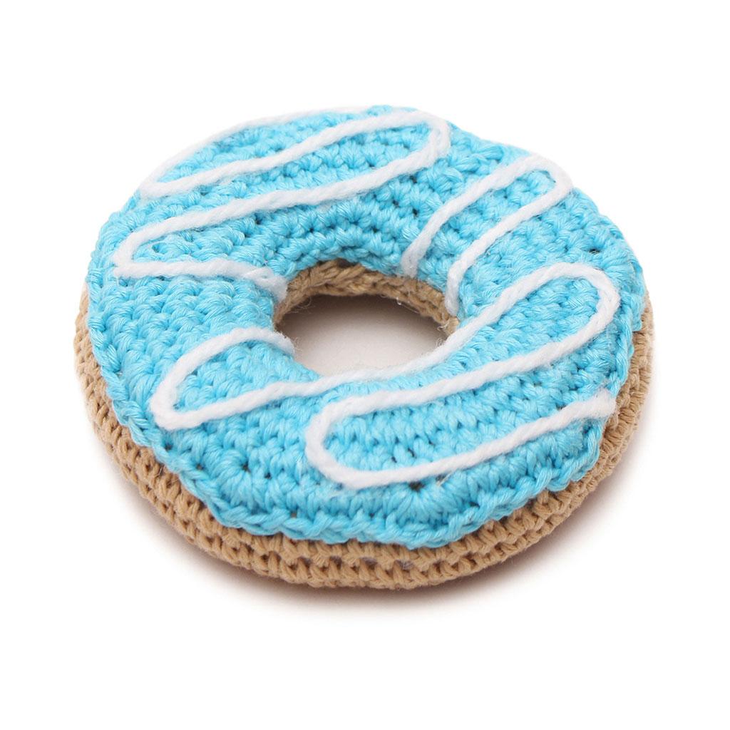 Donuts Handmade Amigurumi Stuffed Toy Knit Crochet Doll VAC ...